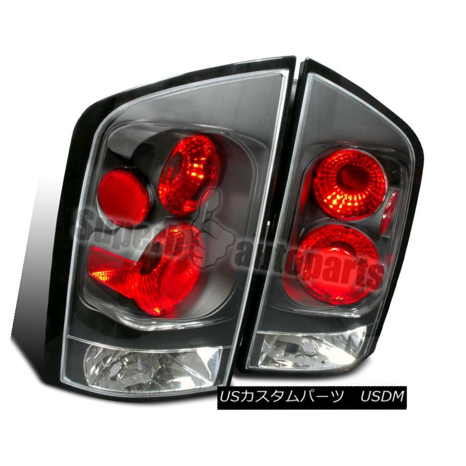 テールライト For 2005-2015 Armada Tail Brake Lights Rear Lamps Black 2005年?2015年Armadaテールブレーキライトリアランプブラック