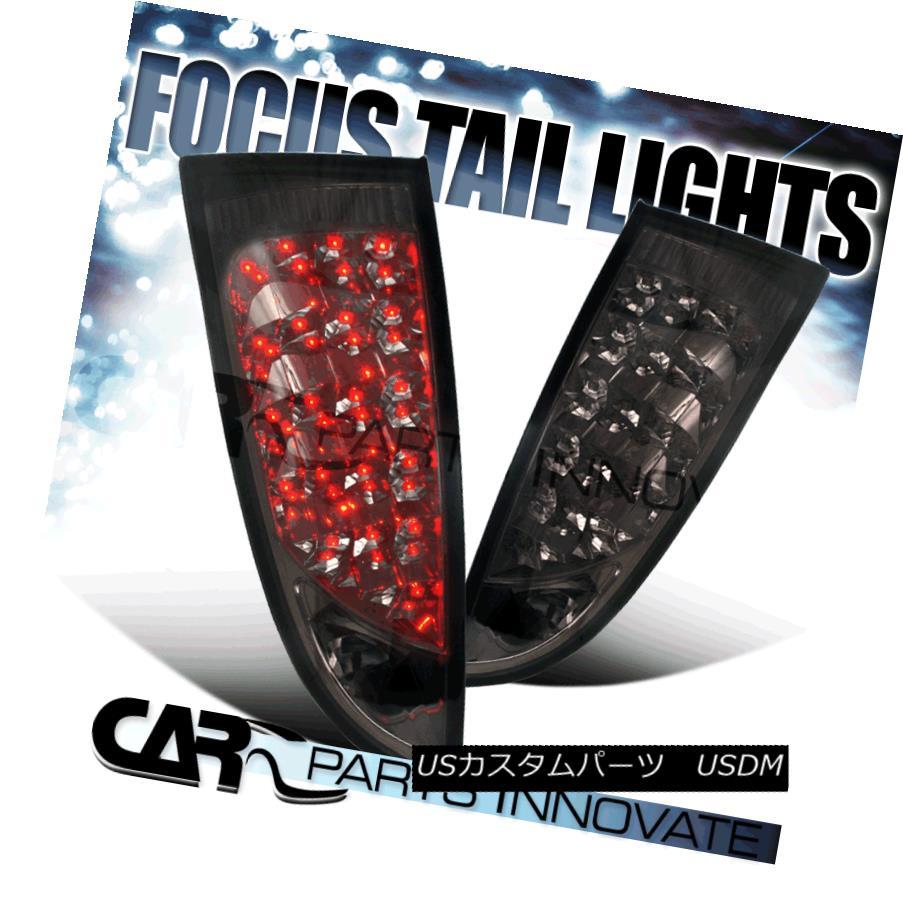 テールライト Ford 00-06 5Dr Focus 3 HB/5Dr HB LED Brake Tail Lights Brake Stop Rear Lamp Smoke フォード00-06フォーカス3/ 5Dr HB LEDテールライトブレーキストップリアランプスモーク, カミカワチョウ:f2b36ce8 --- officewill.xsrv.jp