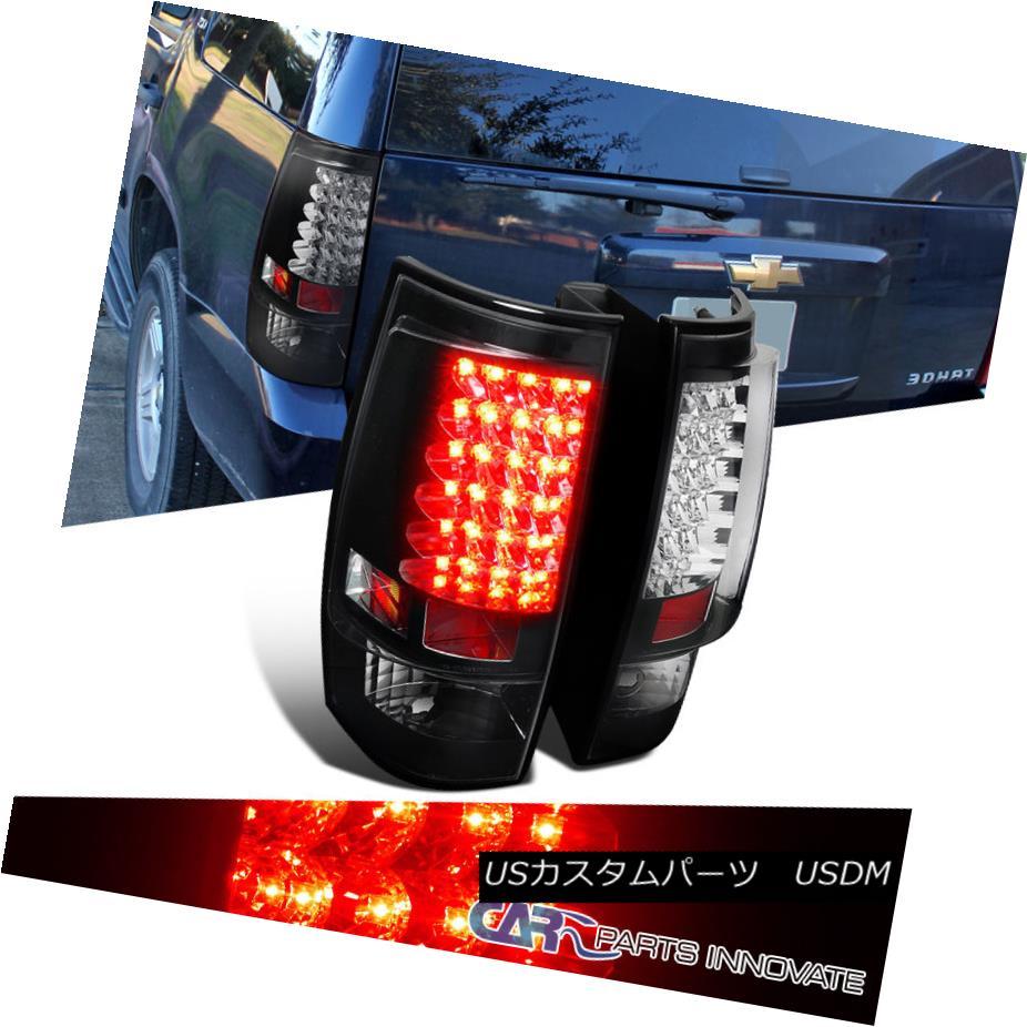 テールライト Yukon Euro Black Brake 07-14 Yukon XL LED Tail Lights Lights Brake Lamps Tahoe Suburban ユーロブラック07-14ユーコンXLテールライトブレーキランプタホ郊外, UNION NETSTORE:fb4ade64 --- officewill.xsrv.jp