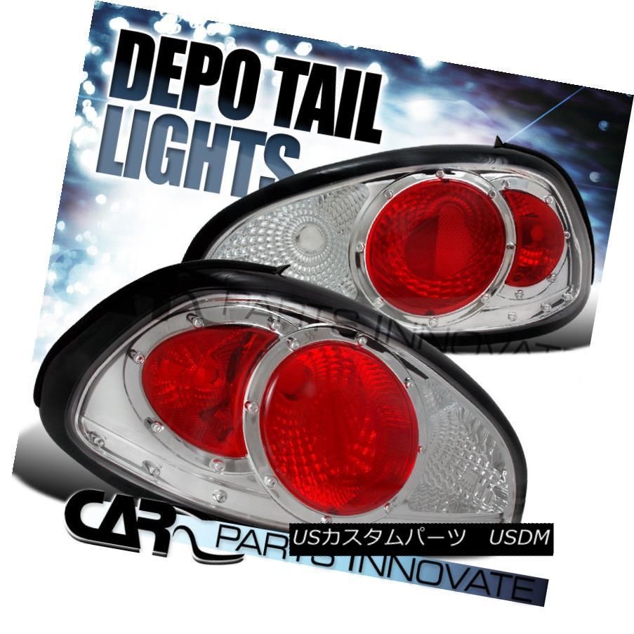 テールライト 1997-2003 Pontiac Brake Grand Prix DEPO Chrome Tail Lights Brake Chrome Lamp DEPO 1997-2003ポンティアックグランプリクロームテールライトブレーキランプDEPO, 栗駒町:6c7a9d63 --- officewill.xsrv.jp
