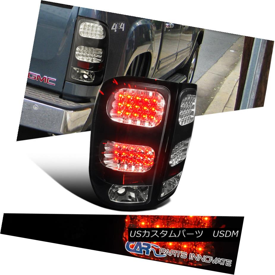 テールライト GMC 2007-2014 Sierra 1500 2007-2014 テールライト 2500 3500 LED 1500 Tail Lights Brake Stop Rear Lamps Black GMC 2007-2014 Sierra 1500 2500 3500 LEDテールライトブレーキストップリア・ランプブラック, COUNTRY WOOD GARDEN:0c9565c7 --- officewill.xsrv.jp