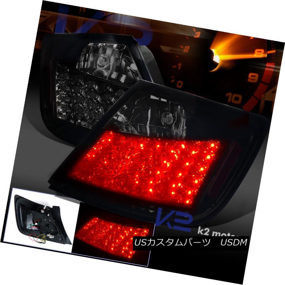 テールライト 2004-2010 Scion Lights tC Glossy Scion Black Lamp Housing Smoke Lens LED Brake Lamp Tail Lights 2004-2010 Scion tC Glossy Black HousingスモークレンズLEDブレーキランプテールライト, Blooming [ブルーミン]:259c9741 --- officewill.xsrv.jp