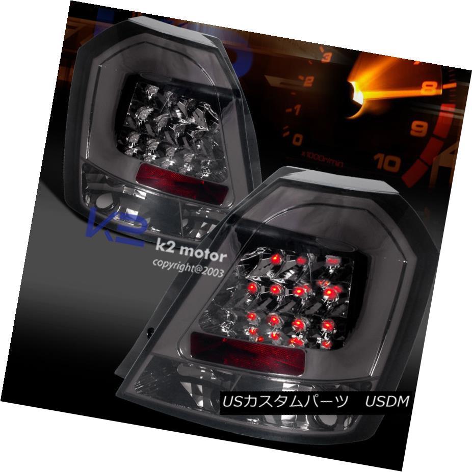 テールライト LED 04-08 Chevy Aveo Hb Smoke Rear Brake Lamps Tail Lights LED 04-08 Chevy Aveo Hbスモークリアブレーキランプテールライト