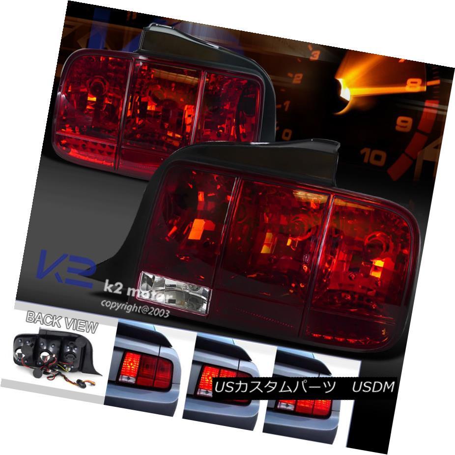 テールライト 2005-2009 Mustang Sequential Turn Signal Tail Light Tail Brake Mustang Sequential Lamp Red 2005 - 2009年マスタングシーケンシャルターンシグナルテールライトブレーキランプレッド, 美人ワンピ専門店【Mimi GranT】:2dfa4b2f --- officewill.xsrv.jp