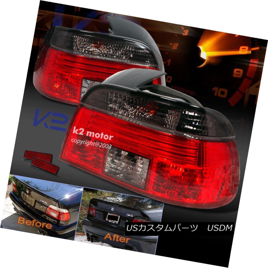 テールライト 1997-2000 BMW E39 525I 528I 530I 540I Smoke Tail Lights 1997-2000 BMW E39 525I 528I 530I 540Iスモークテールライト