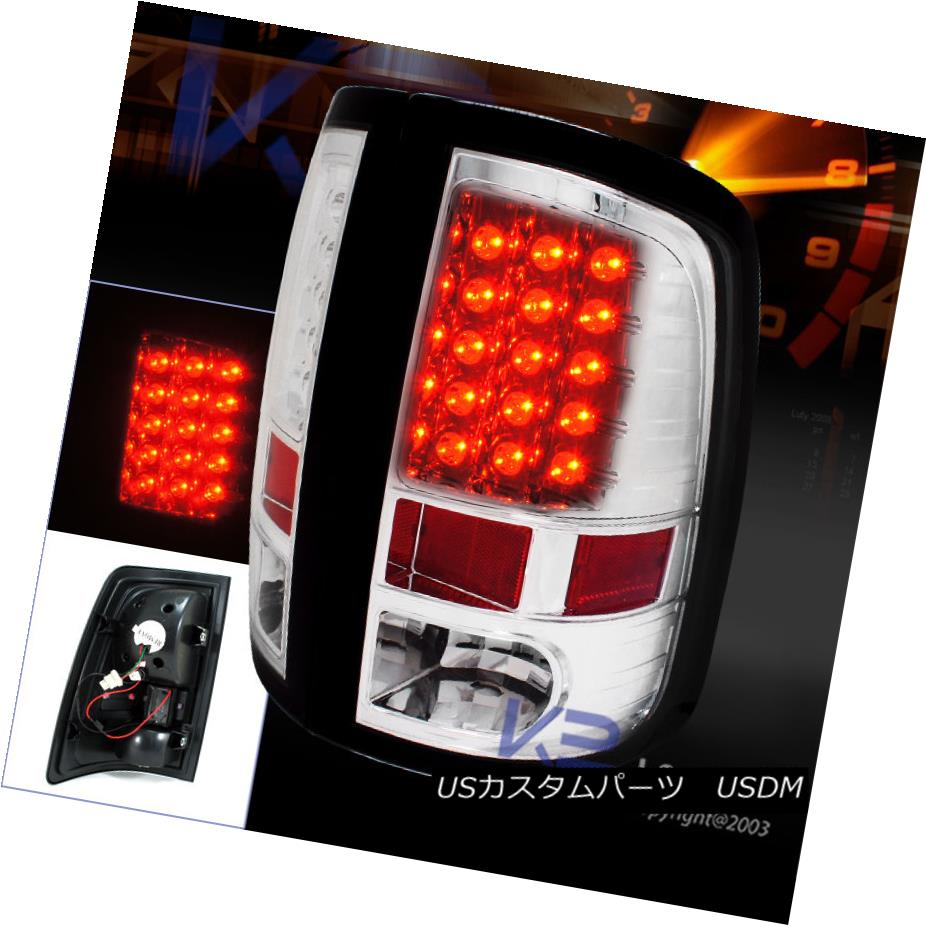 テールライト 2009-2017 Dodge LED Ram Pickup Tail 2009-2017 LED Chrome Brake Lamps Tail Lights 2009-2017 Dodge Ram Pickup LED Chromeブレーキランプテールライト, ジュエリー工房 遊彩:514351fc --- officewill.xsrv.jp
