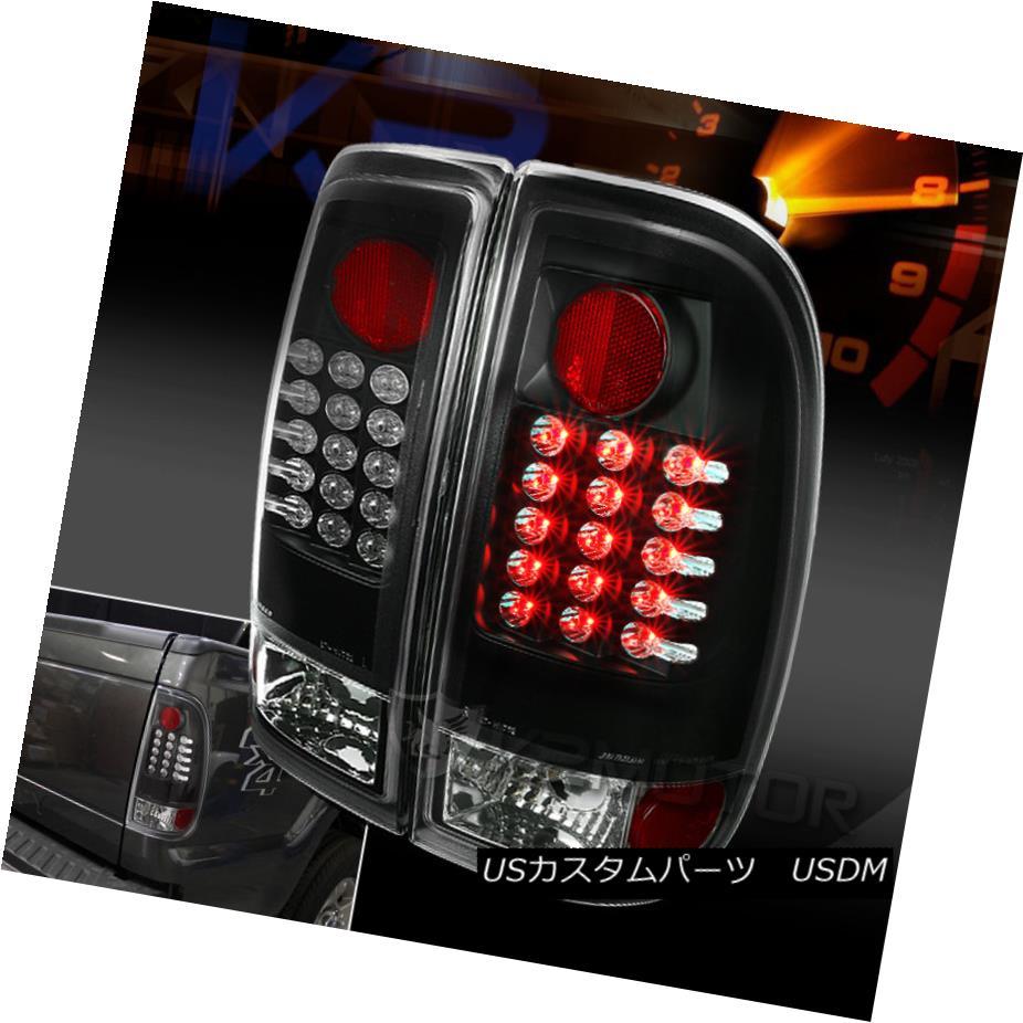 テールライト 08-16 Ford F250 F350 F450 F550 SuperDuty Black Clear LED Tail Lights Rear Lamp 08-16 Ford F250 F350 F450 F550 SuperDutyブラッククリアLEDテールライトリアランプ