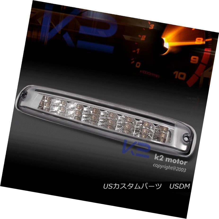 03-06 Silverado Black Head Bumper Lights+Clear Tail Lamps+LED 3rd Brake Light