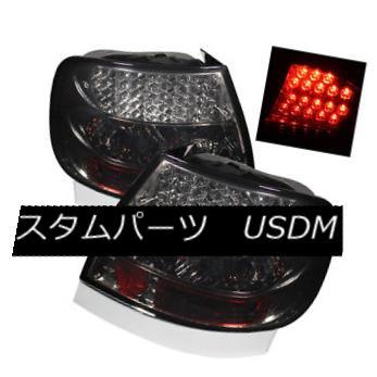 テールライト Audi 96-01 A4 00-02 S4 B5 Sedan Smoke Lens Rear LED Tail Brake Lights Audi 96-01 A4 00-02 S4 B5セダンスモークレンズリアLEDテールブレーキライト