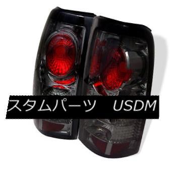 テールライト Chevy/GMC 99-02 Silverado/Sierra 1500/2500/3500 Smoke Rear Tail Light Lamp Set Chevy / GMC 99-02 Silverado / Sier ra 1500/2500/3500スモークリアテールライトランプセット