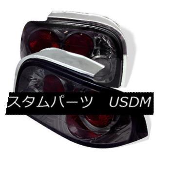 テールライト Ford 96-98 Mustang Smoke Euro Style Rear Tail Lights Brake Lamp Set フォード96-98ムスタングスモークユーロスタイルリアテールライトブレーキランプセット