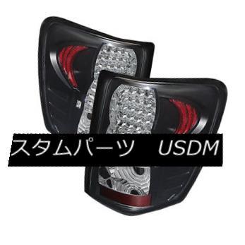 テールライト Jeep テールライト 99-04 Grand Cherokee Black Cherokee Rear 右セット LED Tail Brake Lights Left & Right Set ジープ99-04グランドチェロキーブラックリアLEDテールブレーキライト左& 右セット, 工具通販のフォーラム:fe756780 --- officewill.xsrv.jp