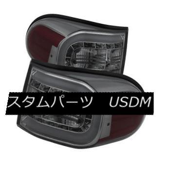 車用品 春の新作シューズ満載 バイク用品 >> 誕生日 お祝い パーツ ライト ランプ テールライト Toyota 07-14 FJ Cruiser Smoke Neon Rear Tube FJクルーザー煙LEDネオンチューブスタイルリアテールブレーキライトセット Set トヨタ07-14 Tail Brake Lights LED Style