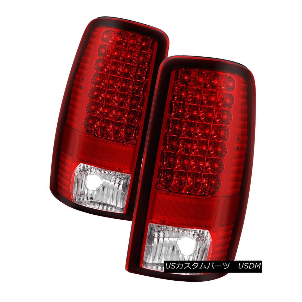 テールライト Chevy 00-06 LT Suburban SLEペア Tahoe Yukon Red LT LED Tail Brake Lights LS LT SLT SLE Pair Chevy 00-06 Suburban Tahoe YukonレッドLEDテールブレーキライトLS LT SLT SLEペア, eサプリ東京:6d78bf94 --- officewill.xsrv.jp
