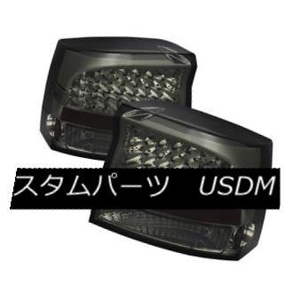 テールライト Dodge Lights 09-10 Charger 右ペア Smoked LED Rear Tail Lights Dodge Brake Lamp Left & Right Pair ドッジ09-10充電器スモークLEDリアテールライトブレーキランプ左& 右ペア, KAFKASHOP:329633d9 --- officewill.xsrv.jp