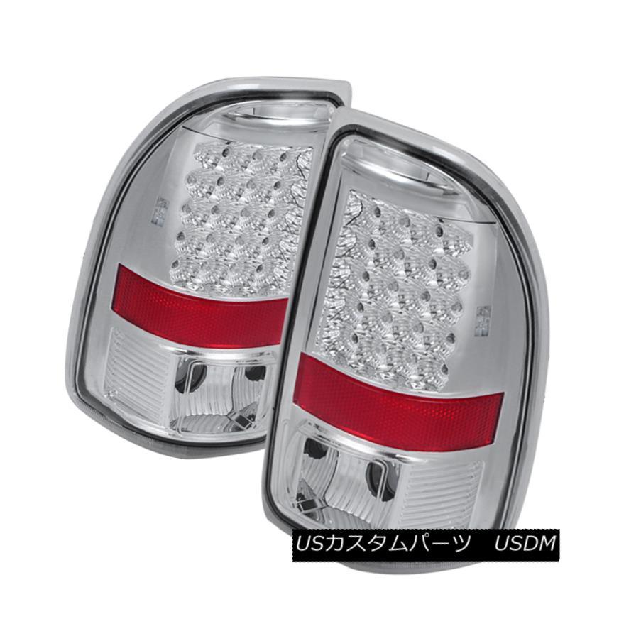 テールライト Dodge 97-04 Dakota Chrome Dodge Rear Tail Lamps Lights Right Brake Lamps Left & Right Pair Set ドッジ97-04ダコタクロームリアテールライトブレーキランプ左& 右ペアセット, 天草郡:6dec26f3 --- officewill.xsrv.jp
