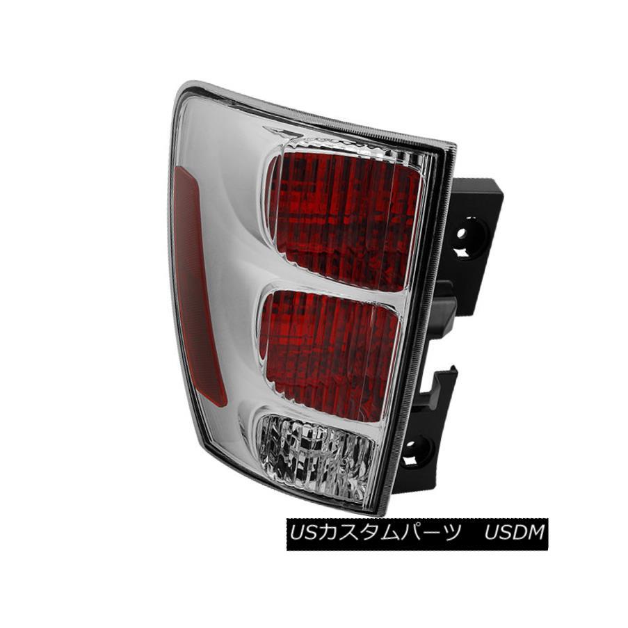テールライト Chevy 05-09 Equinox Replacement Rear Tail Brake Light Left / Driver Side LT LS Chevy 05-09 Equinox Replacementリアテールブレーキライト左/ドライバサイドLT LS