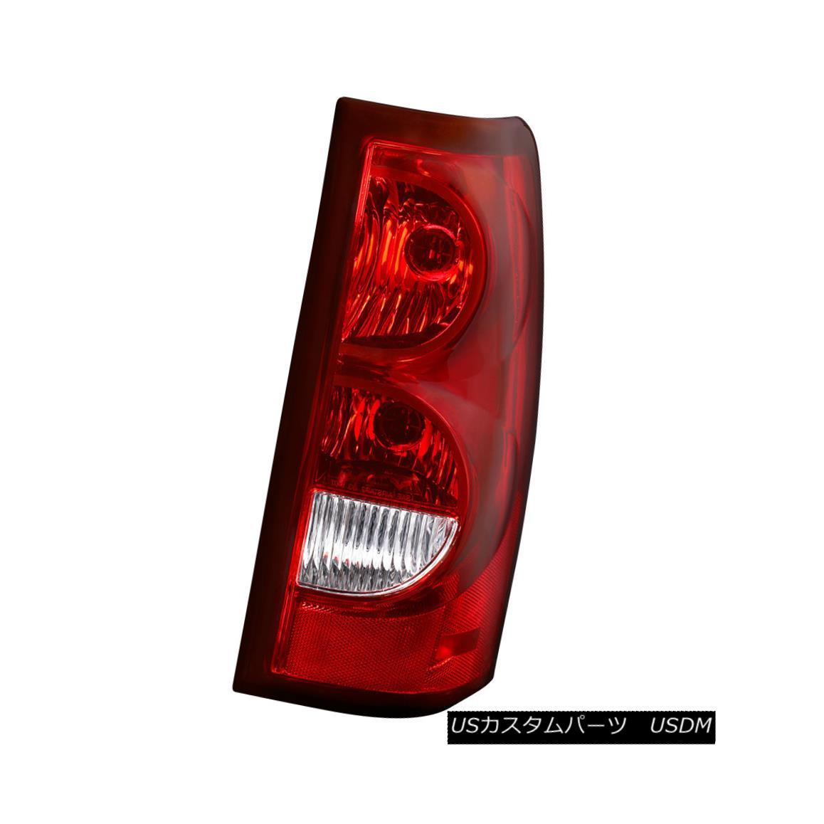 テールライト Chevy 03-06 Silverado 07 Classic Replacement Tail Light Right / Passenger Side シボレー03-06シルバラード07クラシック交換テールライト右/乗客側