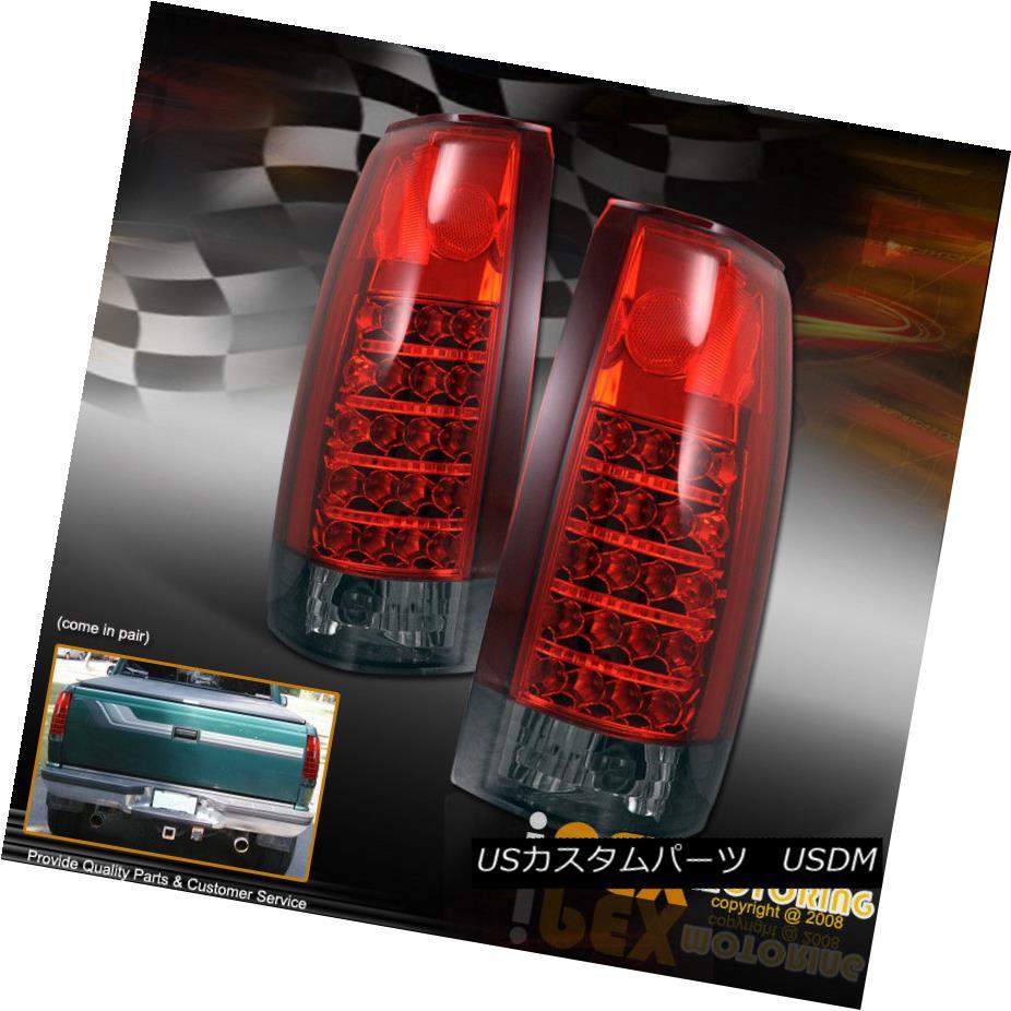 テールライト 1988-1999 1988-1999 GMC CHEVY LED FULL SIZE テールライト LED TAILLIGHTS RED/SMOKE 1988-1999 GMC CHEVYフルサイズLEDタイルライト赤/煙, ポップマート:d2723e7a --- officewill.xsrv.jp