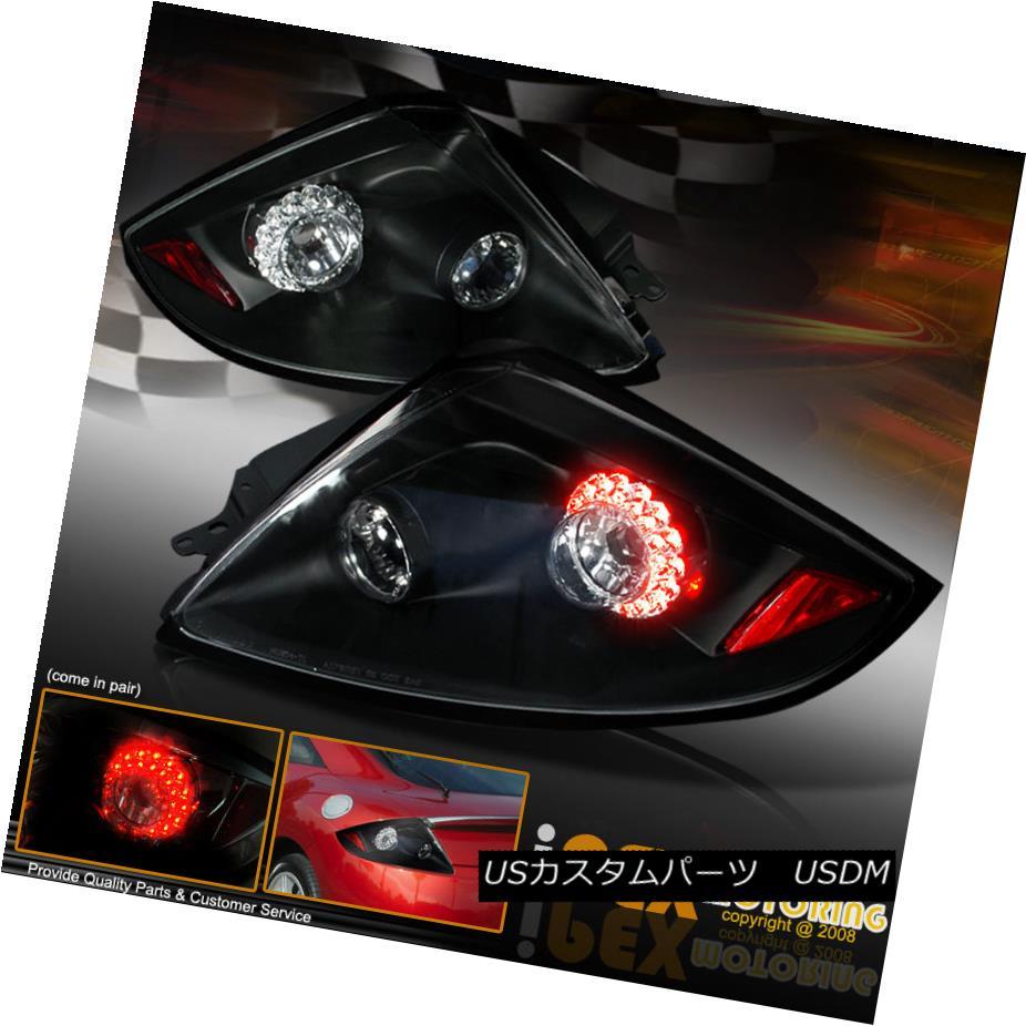 テールライト BRIGHTEST Pair 2006-2011 Mitsubishi Eclipse GS/GT/SPYDER LED Tail Light Black 最も明るいペア2006-2011三菱Eclipse GS / GT / SPYDER LEDテールライトブラック