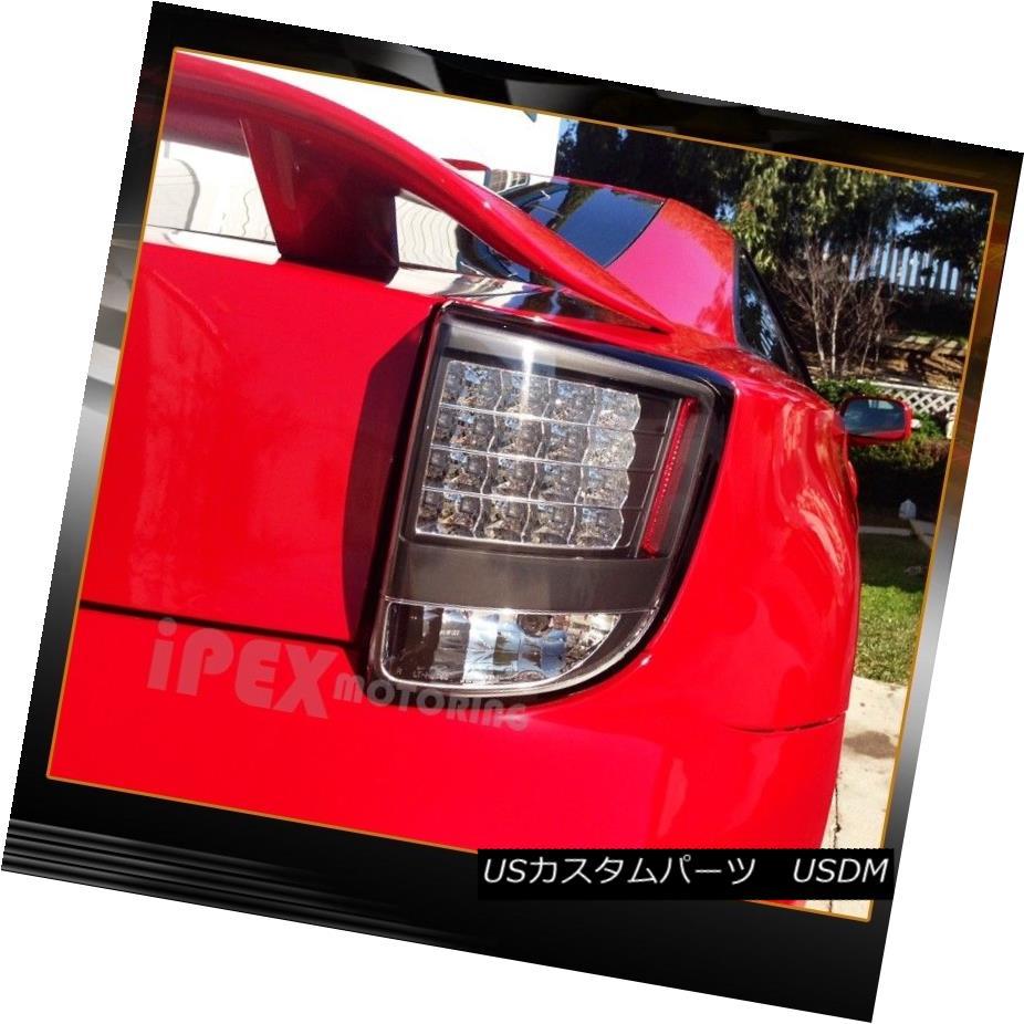 テールライト New Rear 2000-2005 Toyota 2000-2005 Celica Black GT GTS Bright LED Tail Lights Rear Brake Lamps Black ニュー2000-2005トヨタセリカGT GTSブライトLEDテールライトリアブレーキランプブラック, 三宅村:6cbb724c --- officewill.xsrv.jp