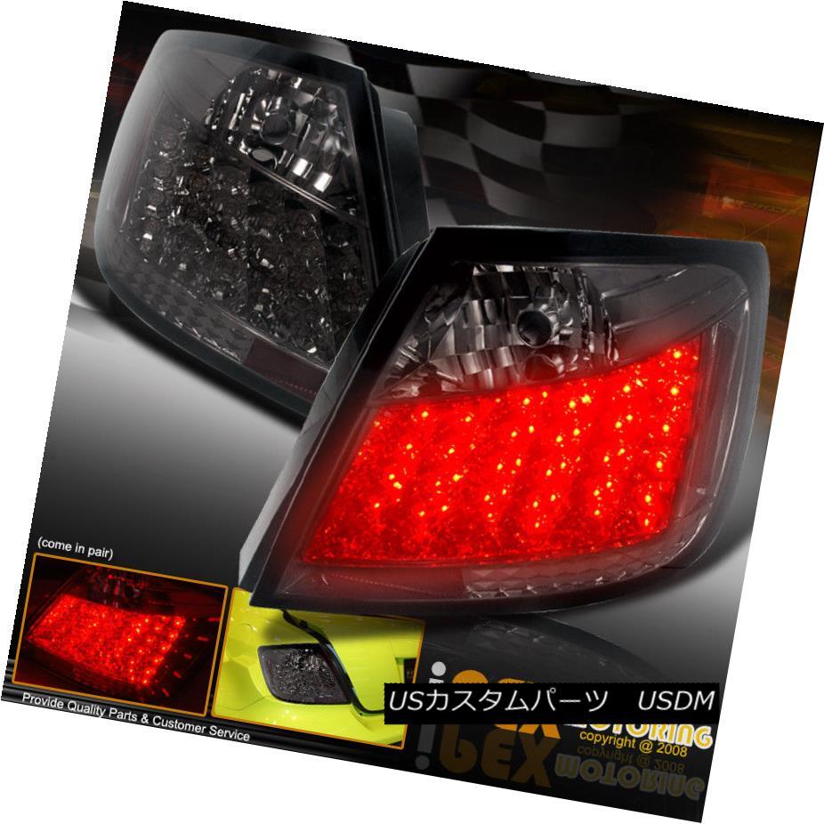 テールライト BRIGHTEST ( Smoke ) 2004 2005 2006 2007 Scion TC LED Tail Lights Brake Lamps BRIGHTEST(スモーク)2004 2005 2006 2007シオンTC LEDテールライトブレーキランプ