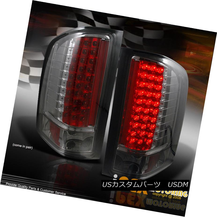 テールライト 2007-2014 Chevy Silverado 1500/2500HD