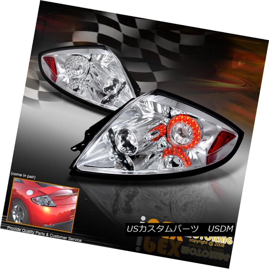 テールライト 2006-2011 LED Mitsubishi Eclipse JDM Chrome Altezza JDM LED Lamp Tail Lights Brake Lamp PAIR 2006-2011三菱Eclipse JDMクロームAltezza LEDテールライトブレーキランプペア, 楽しいインテリア北欧雑貨店 kakko:56b31a01 --- officewill.xsrv.jp