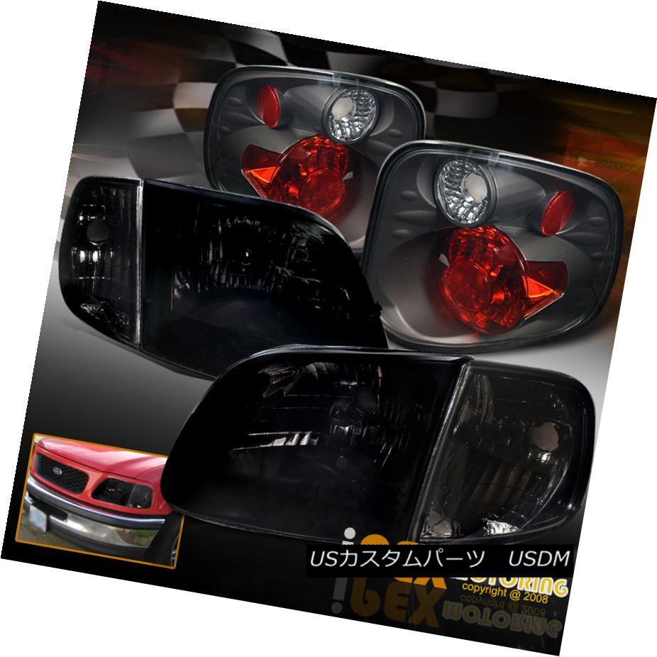 テールライト 2001-2003 Ford F150 +テールライト SVT Lightning King Smoke Ranch Smoke Ranch Headlight+Signal+Tail Light 2001-2003フォードF150 SVTライトニングキングランチ煙ヘッドライト+サイン al +テールライト, 奥多摩町:05cf7033 --- officewill.xsrv.jp