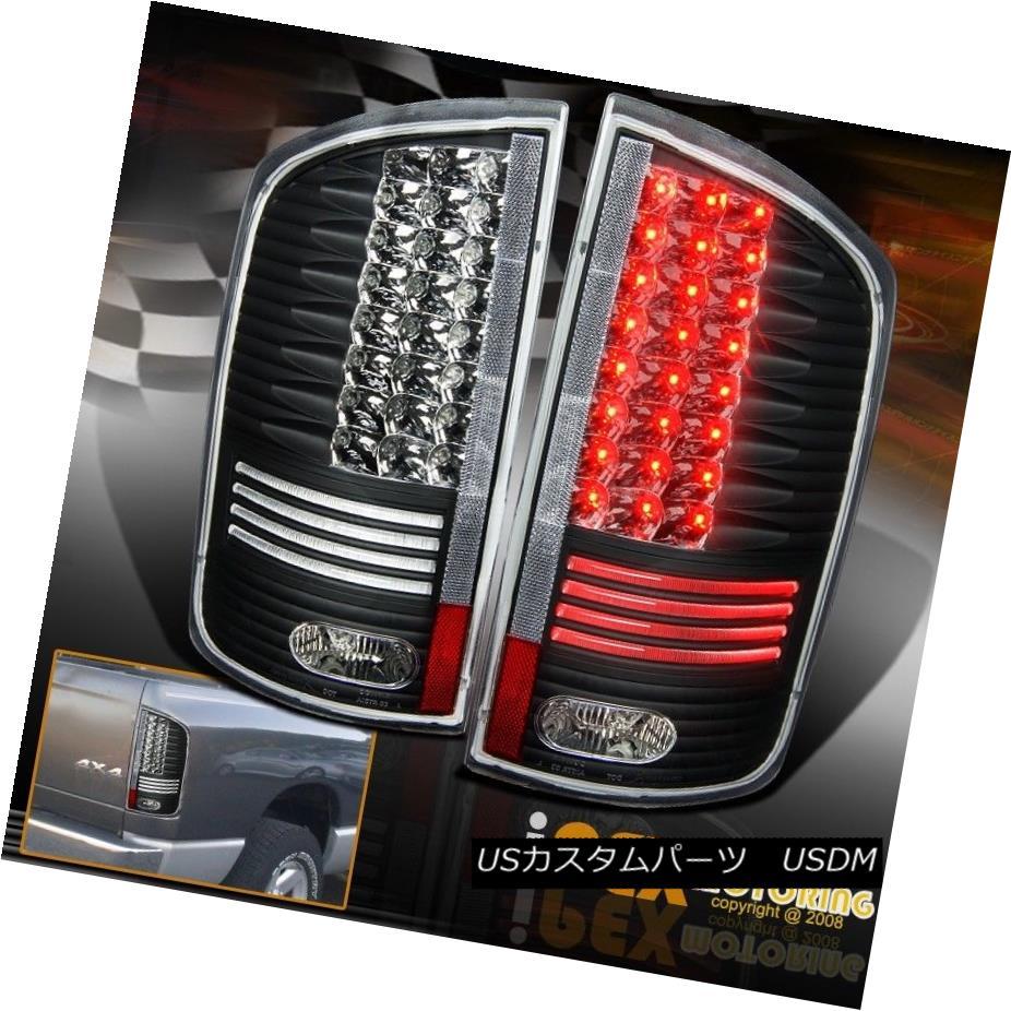 テールライト Version GLOW TUBE 3500 Version 2002-2006 Dodge RAM 1500 TUBE 2500 3500 LED Tail Lights Black GLOW TUBEバージョン2002-2006 Dodge RAM 1500 2500 3500 LEDテールライトブラック, タクマ食品:06b1a5a5 --- officewill.xsrv.jp