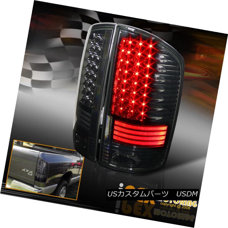 テールライト [CHARCOAL SMOKE] 2002-2005 SMOKE] Dodge [CHARCOAL RAM 1500 Bright/2500/3500 Bright LED Black Tail Lights [CHARCOAL SMOKE] 2002-2005ドッジRAM 1500/2500/3500ブライトLEDブラックテールライト, 西谷商店:ead2cbe9 --- officewill.xsrv.jp