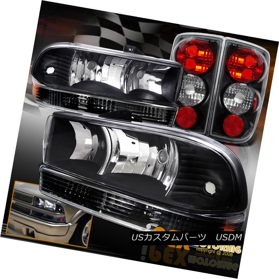 テールライト 1998-2004 Chevy Blazer Black Signals Euro Headlights + Blazer Bumper Chevy Signals + Black Tail Light 1998-2004シボレーブレイザーブラックユーロヘッドライト+バンパーシグナル+ブラックテールライト, コンタクトレンズ通販 レンズデリ:5dab7b95 --- officewill.xsrv.jp