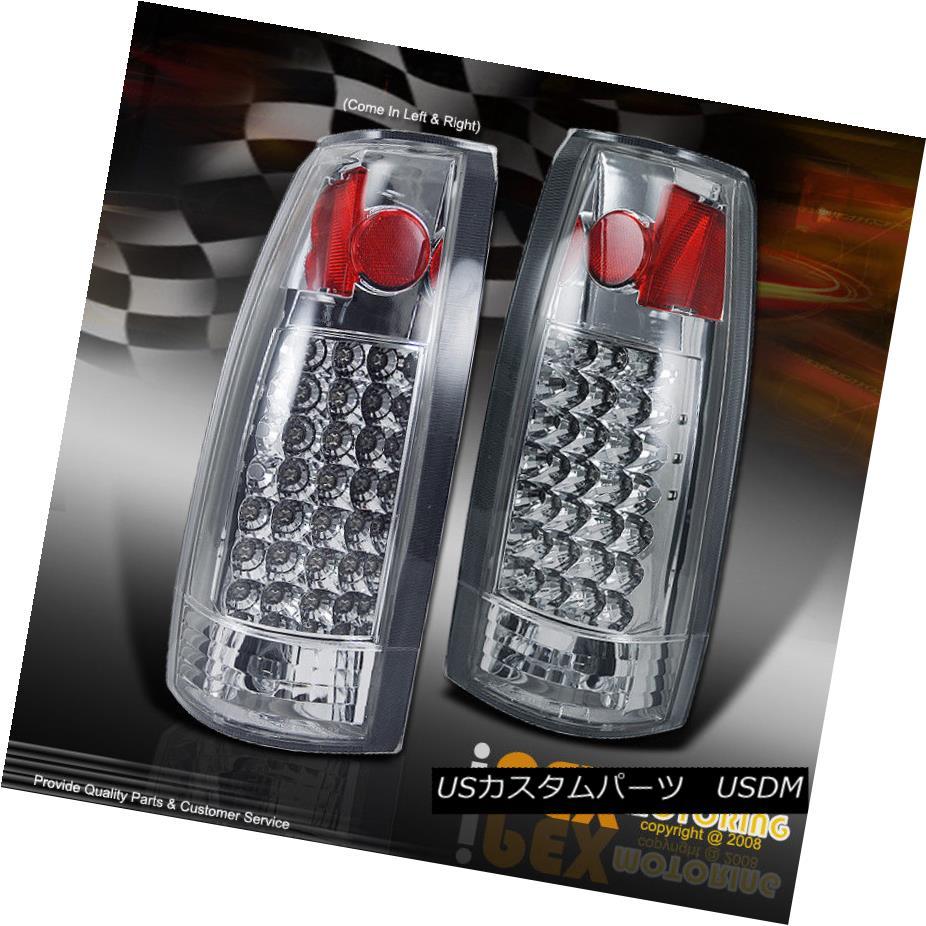 テールライト C/K 1988-1998 CHEVY C LED/K PAIR C10 TRUCK SILVEARDO SIERRA LED CHROME LED TAIL LIGHTS PAIR 1988-1998 CHEVY C/ K C10トラックシルベラ・シエラ・LED・クロームLEDテールライト・ペア, セクシーランジェリーショップMTC:04c5da20 --- officewill.xsrv.jp