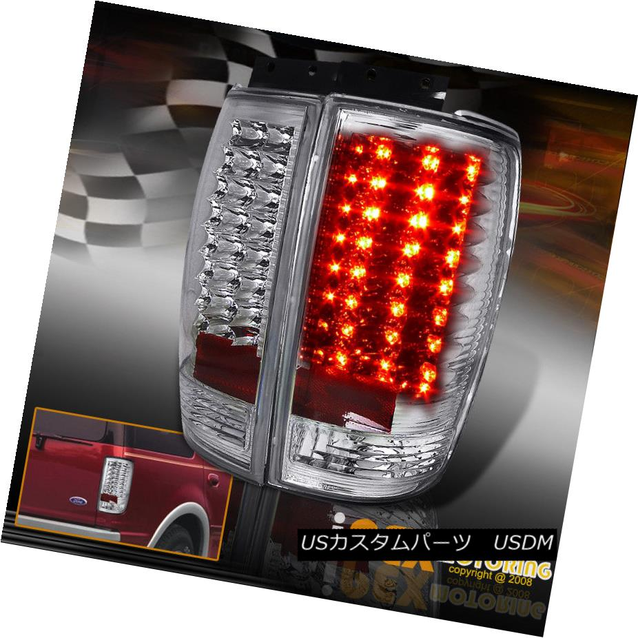 テールライト 1997-2002 Ford テールライト Ford Expedition Bright LED Tail Lights Lights 1997-2002フォード遠征ブライトLEDテールライト, LUCKY OLDIES SHOW:14cabe41 --- officewill.xsrv.jp