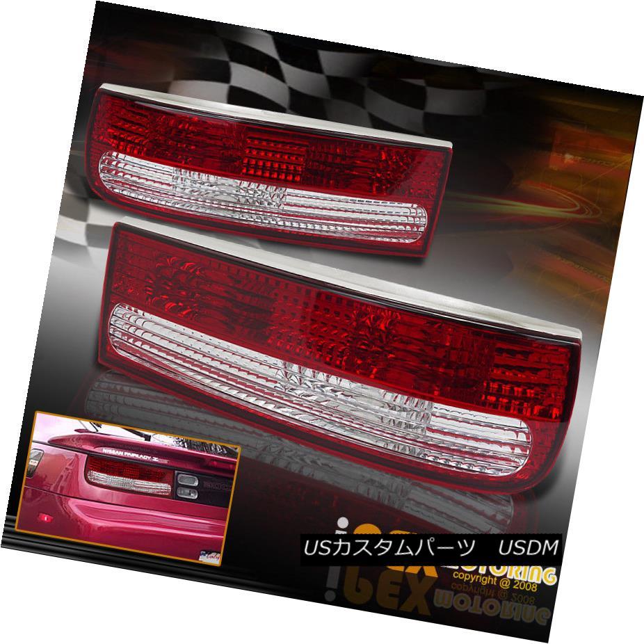 テールライト NEW For 1990-1996 Z Nissan 300ZX Fairlady NEW Z NEW Z32 Red/Clear Tail Lights Tail Lamps NEW for 1990-1996日産300ZXフェアレディZ Z32レッド/クリアテールライトテールランプ, CHARMING(チャーミング):d7ebf69d --- officewill.xsrv.jp