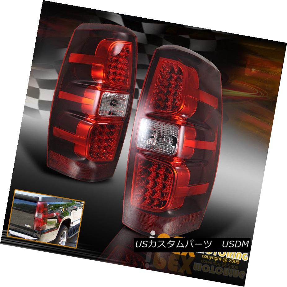 テールライト Super Nice LED Tail Light Brake Lamp For 2007-2012 Chevy Avalanche LTZ LT LS スーパーニースLEDテールライトブレーキランプ2007-2012シボレーアバランチLTZ LT LS