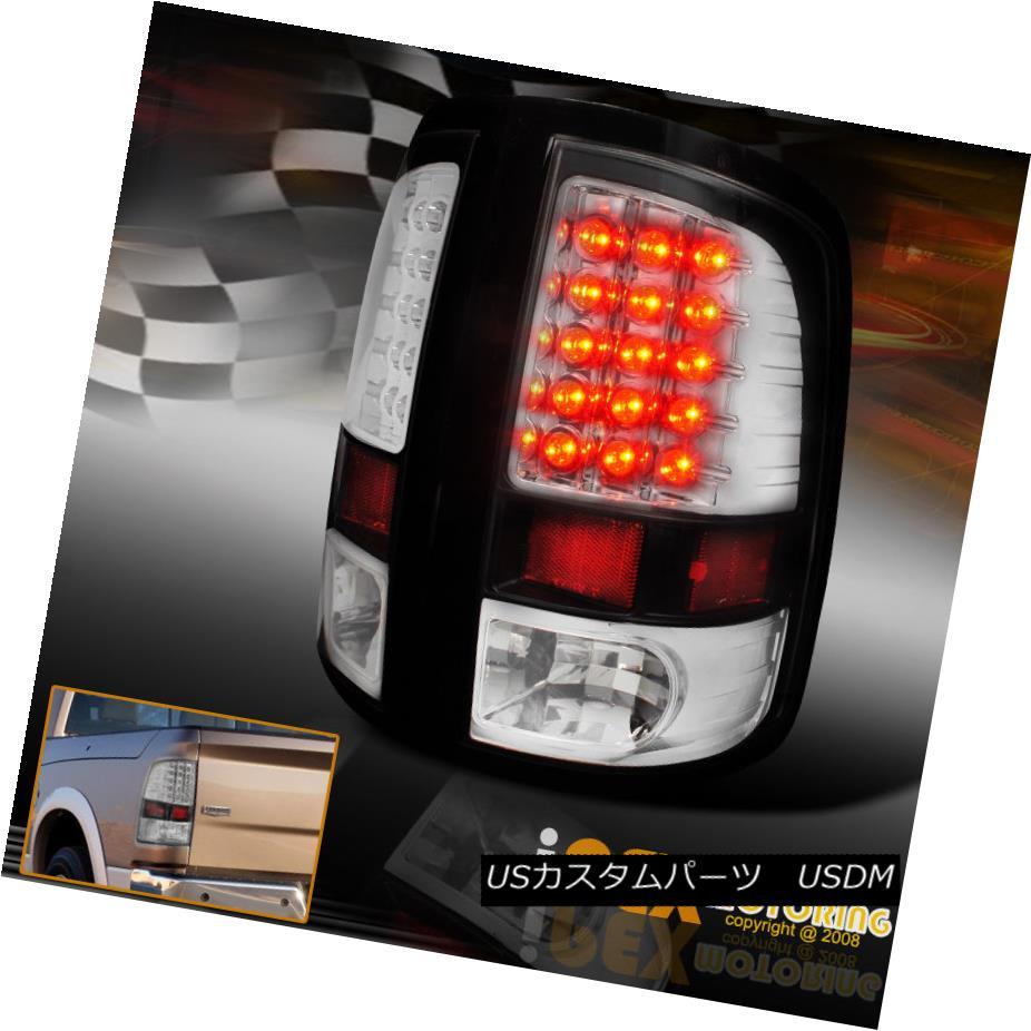 テールライト Brand New Bright 2009-2016 Dodge Ram 1500/2500/3500 LED Tail Lights Brake Lamps 真新しい2009-2016年ダッジラム1500/2500/3500 LEDテールライトブレーキランプ