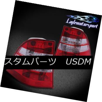 テールライト 1998-2005 Mercedes-Benz W163 ML 320/350/430/500/ML55 AMG Rear Tail Lights Pair 1998-2005 Mercedes-Benz W163 ML 320/350/430/50 0 / ML55 AMGリアテールライトペア