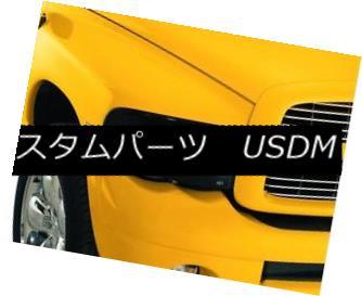 テールライト Auto Ventshade AVS 37534 Smoke Headlight Covers for 2005-2010 Toyota Tacoma オートバイシェードAVS 37534 2005-2010トヨタタコマのためのヘッドライトカバーを煙る
