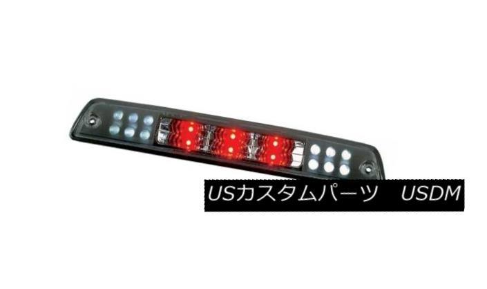 テールライト ANZO 531079 Single Black LED 3rd Brake Light for Dodge Ram 1500/2500/3500 ANZO 531079ダッジラム1500/2500/3500用のシングルブラックLED第3ブレーキライト