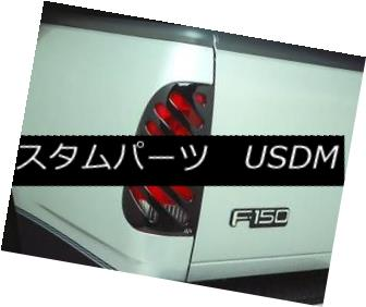 テールライト Auto Ventshade AVS 36013 Black Horizontal Slot Taillight Covers for Tacoma Auto Ventshade AVS 36013タコマのための黒い水平な坑道カバー