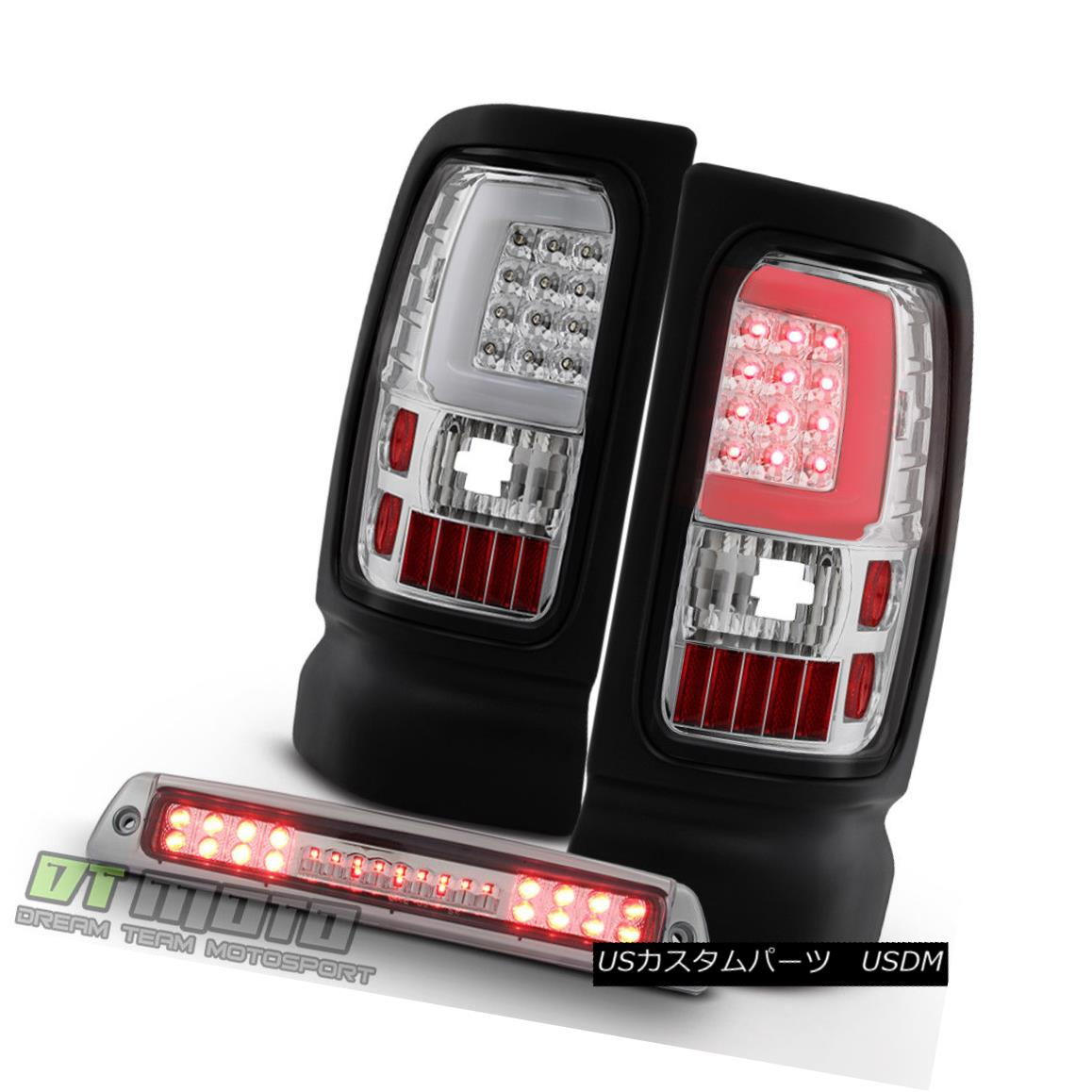 Tail Lights For Dodge Truck 1994-2001 1500 2500 3500 Except Sport Pair