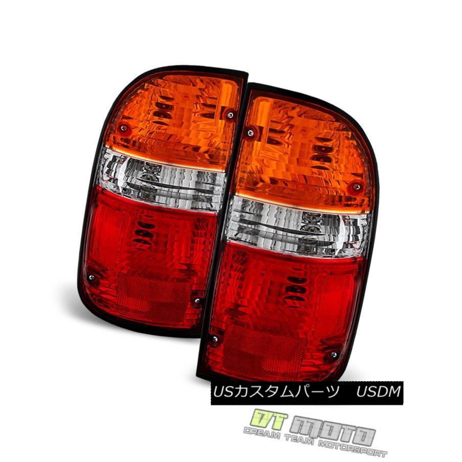 テールライト 2001 2001 2003 2004 Toyota Tacoma Tail Lights Brake Lamps Replacement Left+Right 2001 2001 2003 2004トヨタタコマテールライトブレーキランプ交換左+右