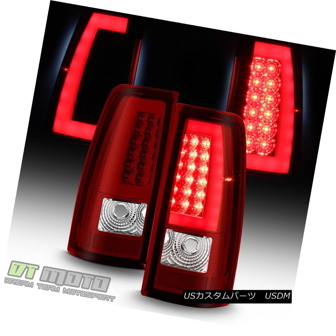 テールライト Tail 1999-2002 1999-2002 Chevy Silverado 1500 99-06 GMC Sierra Sierra Red LED Tube Tail Lights Lamps 1999-2002 Chevy Silverado 1500 99-06 GMC Sierra赤色LEDテールライトランプ, 月ヶ瀬村:0e7fca84 --- officewill.xsrv.jp