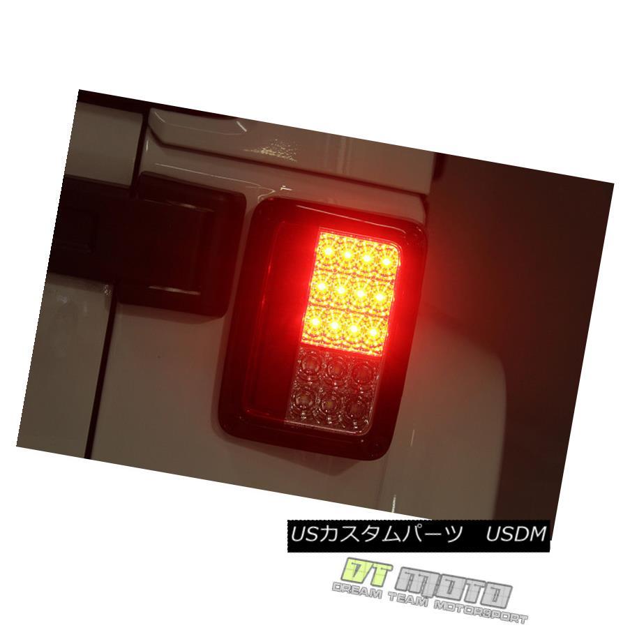 テールライト Smoked 2007-2017 Jeep Wrangler Left+Right 2007-2017 Philips Lamps Lumileds LED Tail Lights Lamps Left+Right Smoke 2007-2017 Jeep Wrangler Philips Lumileds LEDテールライトランプ左+右, ハンノウシ:70ec03d6 --- officewill.xsrv.jp
