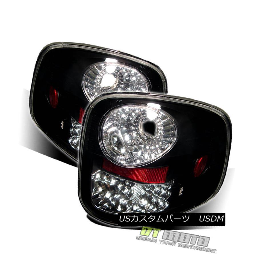 テールライト 2000-2003 Ford F-150 F150 Flareside Lumiled LED Tail Lights Brake Lamps 00-03 2000-2003 Ford F-150 F150 Flareside Lumiled LEDテールライトブレーキランプ00-03