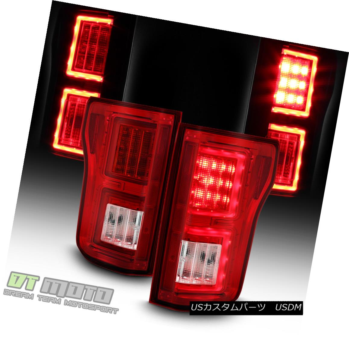 FO2800239 New Left Driver Side Tail Light Assembly For 2015-2017 Ford F-150 Bulb Type Without Led Fo