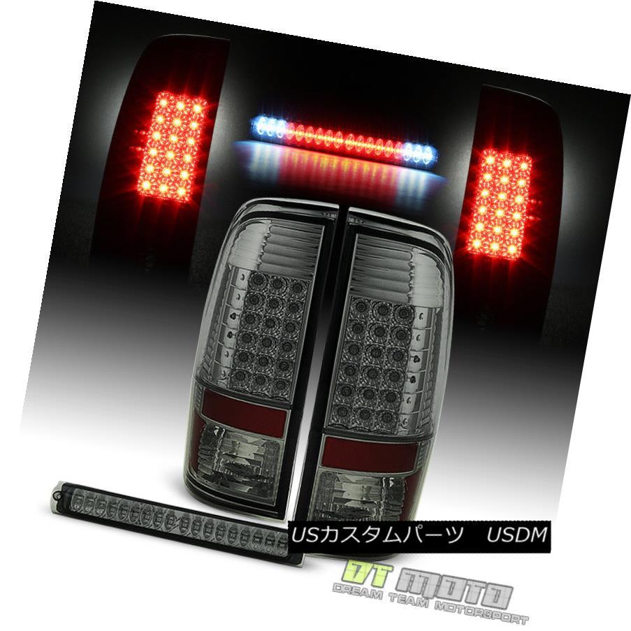 テールライト Smoked 1997-2003 F-150 F150 F150 F-150 Light LED Taillights +LED 3rd Brake Cargo Lamp Light 97-03 スモーク1997-2003 F150 F-150 LEDターンライト+ LED第3ブレーキ貨物ランプライト97-03, 記念品と表彰用品の123トロフィー:286e5d64 --- officewill.xsrv.jp