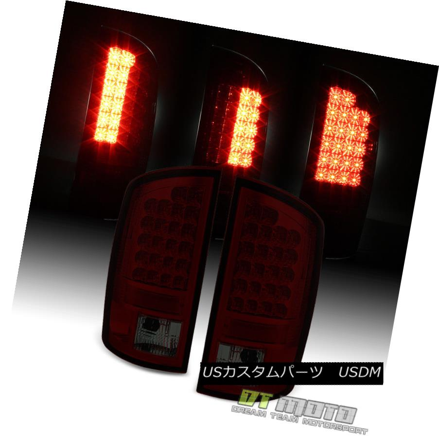 テールライト 2002-2006 Ram Dodge Ram 1500 2500 3500 Red 3500赤煙Lumileds 2500 Smoke Lumileds LED Tail Lights Left+Right 2002-2006 Dodge Ram 1500 2500 3500赤煙Lumileds LEDテールライト左+右, 堺刃物 堺一文字光秀の包丁専門店:c3e705cd --- officewill.xsrv.jp