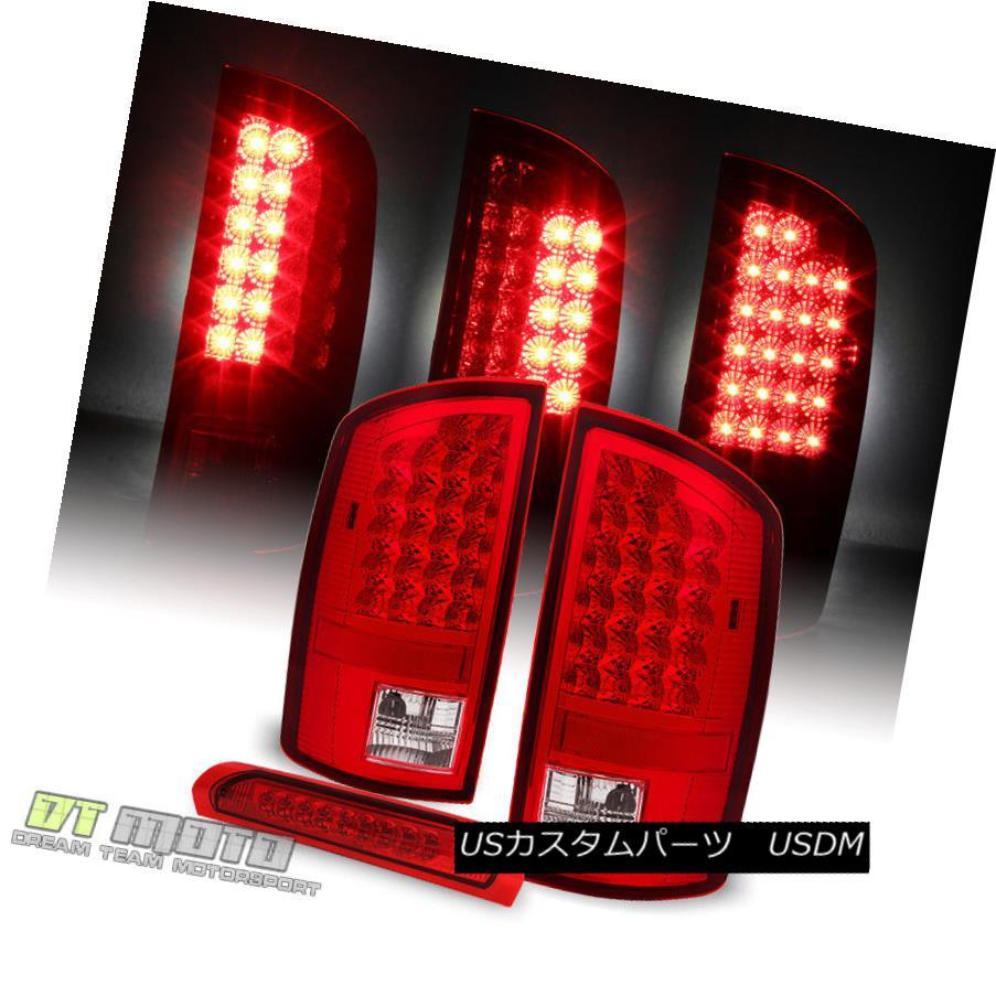 テールライト 3rd 2002-2006 Dodge Ram LED Tail 04-06 Lights +Full Tail LED 3rd Brake Cargo Lamp 02 03 04-06 2002-2006 Dodge Ram LEDテールライト+フルLED 3番ブレーキカーゴランプ02 03 04-06, 【限定品】:4c6b45eb --- officewill.xsrv.jp